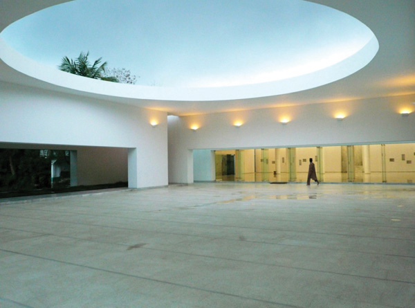 Spaces For Spiritual Upliftment | The Architect