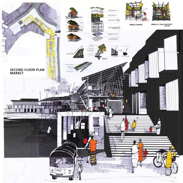Transformable Space Ratnapura The Architect